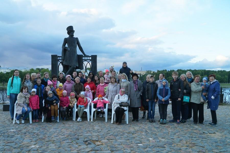 Творческий вечер памяти А.С. Пушкина в Твери