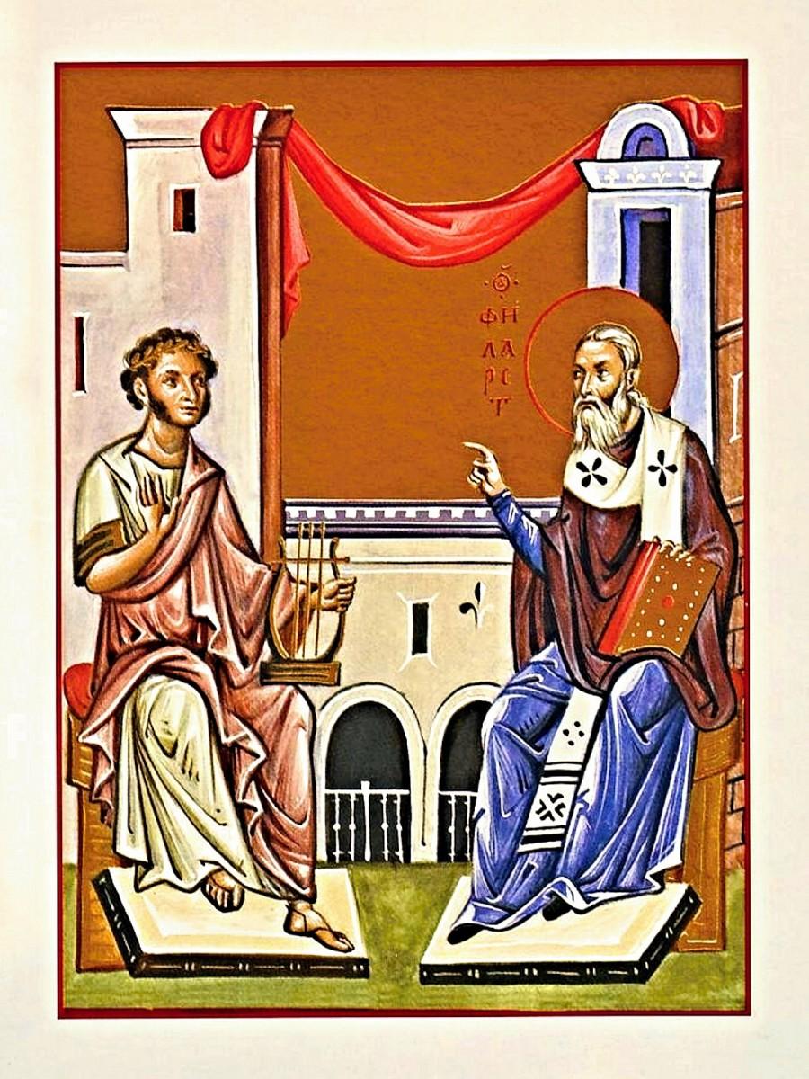 Зинон (Теодор). А.С.Пушкин и Св.Филарет