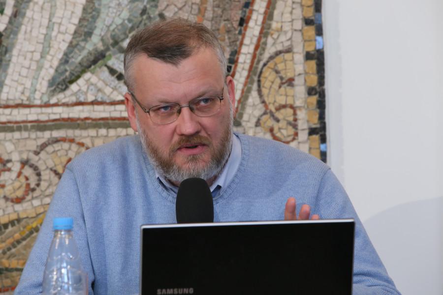 Александр Буров, старший научный сотрудник Государственного музея истории религии
