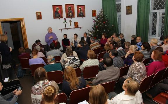Церковь накануне революции