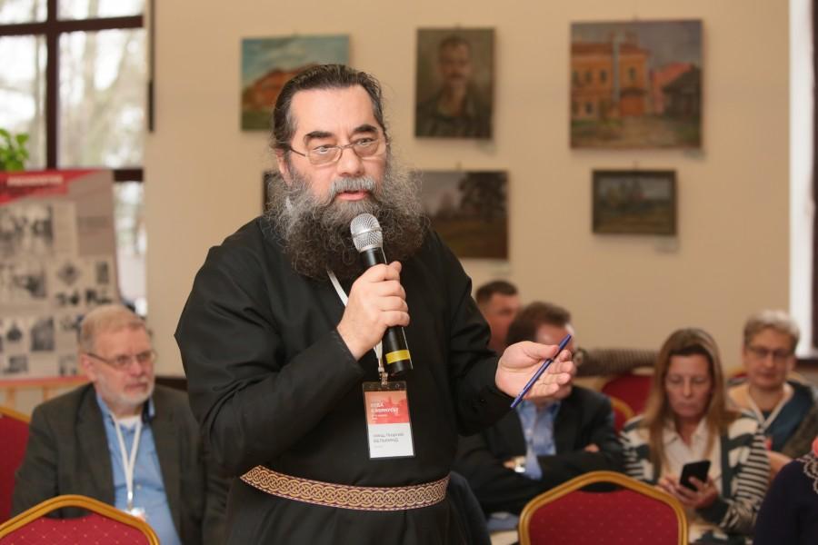 Иерей Георгий Белькинд