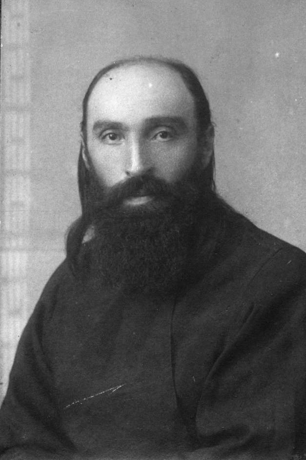 Отец Михаил Шик в Турткуле, 1926 г.