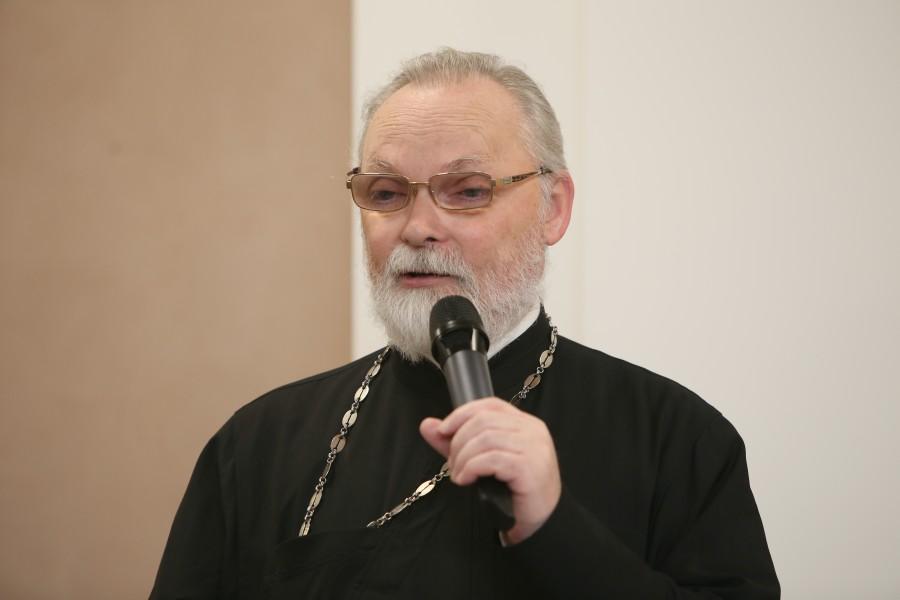 Cвященник Георгий Кочетков, духовный попечитель Преображенского братства