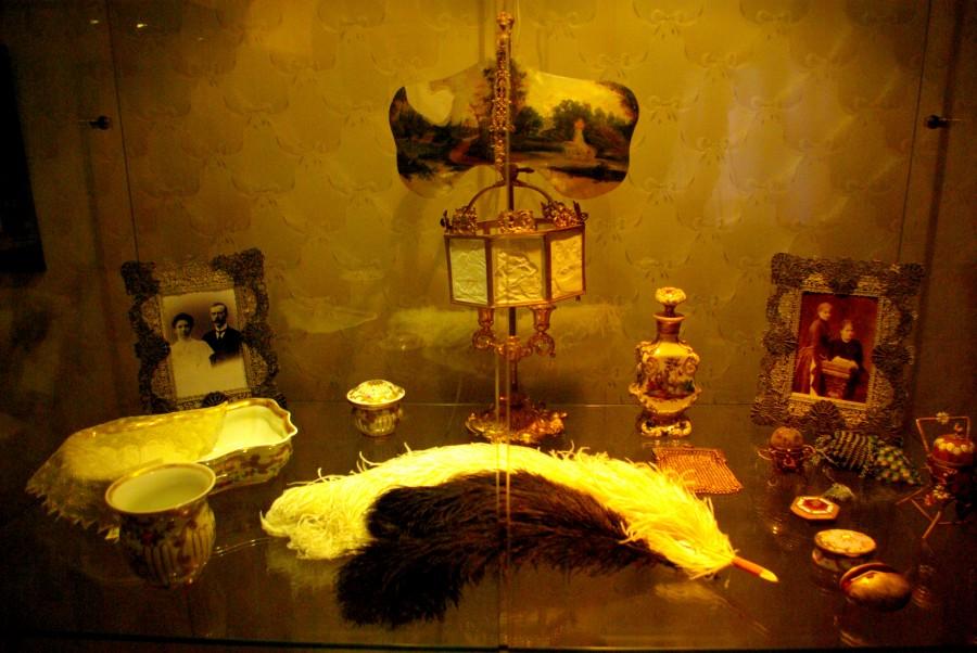 В музее «Мир забытых вещей»