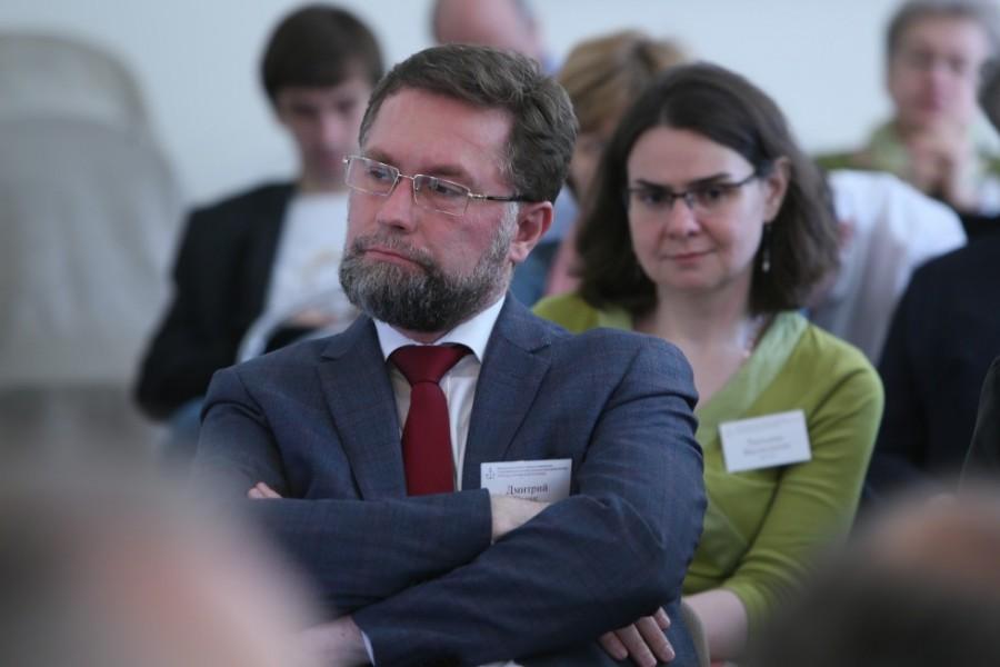 Дмитрий Гасак, первый проректор СФИ, председатель оргкомитета конференции