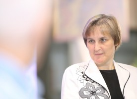 Юлия Балакшина на «Радио Мария»