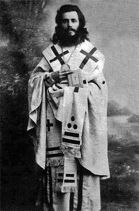 Еп. Иннокентий (Тихонов). 1922 г.