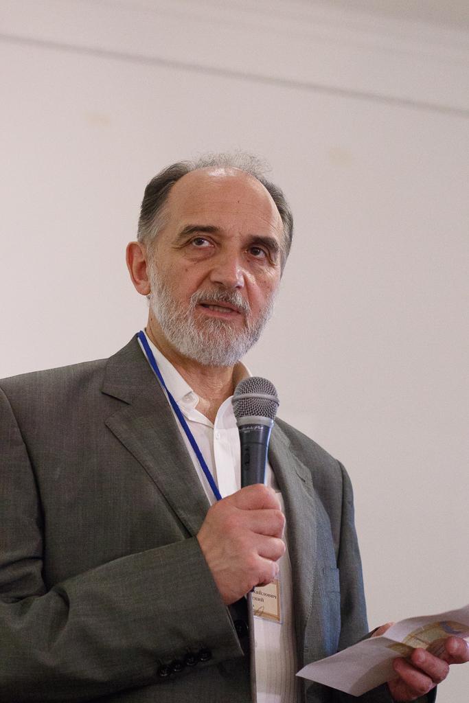 Александр Копировский, профессор СФИ