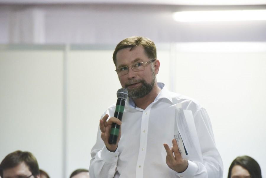 Дмитрий Гасак, председатель Преображенского братства