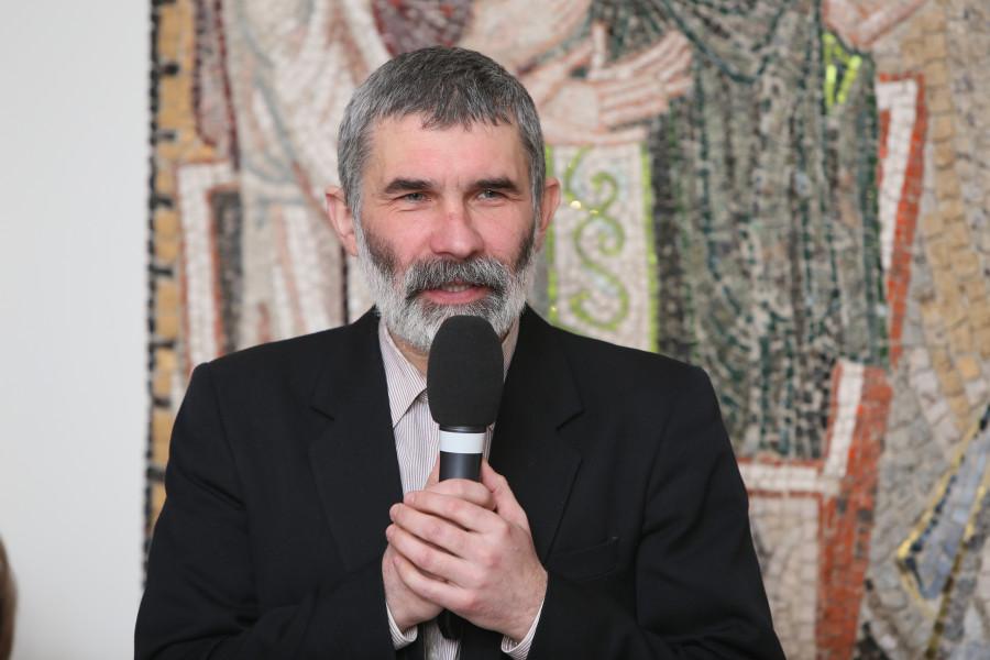 Константин Обозный, заведующий кафедрой церковно-исторических дисциплин СФИ