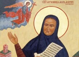 Мария (Скобцова): «Я с открытыми миру глазами, я с открытою ветру душой; знаю, слышу...»