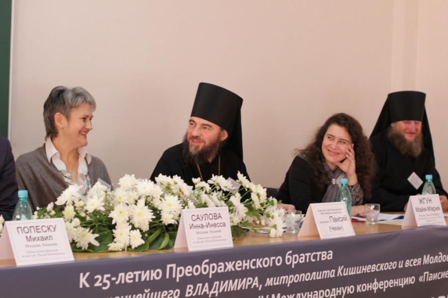 Инесса Саулова, архимандрит Паисий (Чекан), Майя-Мария Жгун, монах Герман (Мудренко)