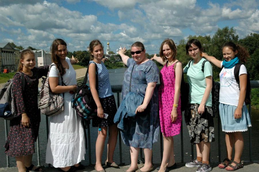 Подростки в Вологде. «Все дороги ведут в храм»