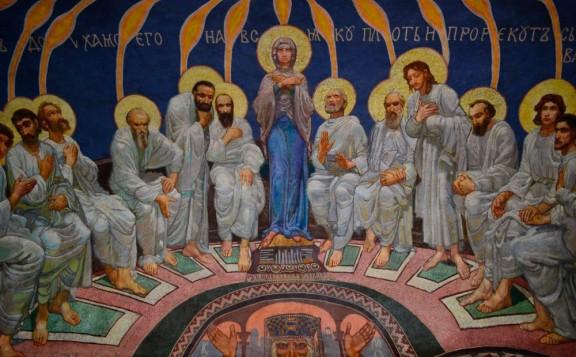 Священник Георгий Кочетков о Пятидесятнице и тайне Церкви