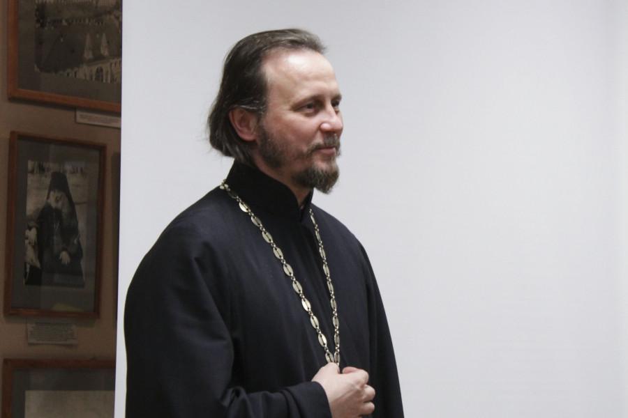 Протоиерей Афанасий Чорногуз
