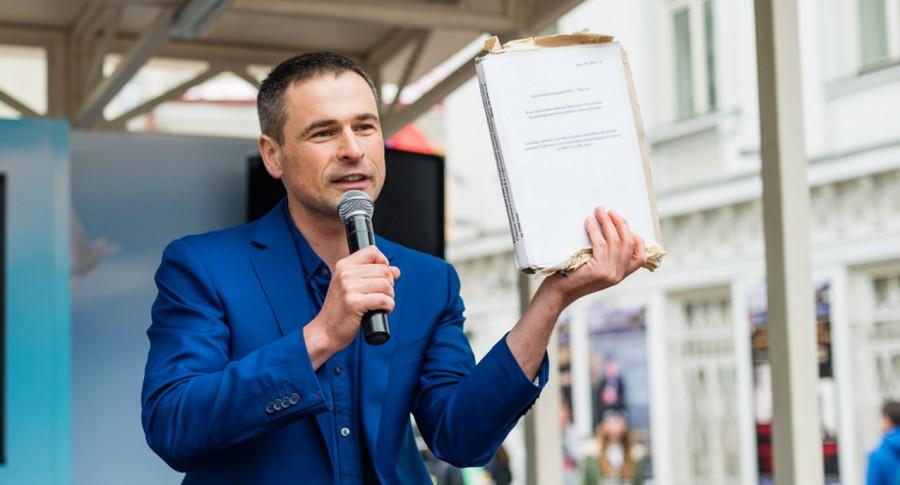 Виталий Семёнов автор «Книги памяти: Валаам, Горицы, Андога» – исследовании о домах инвалидов войны