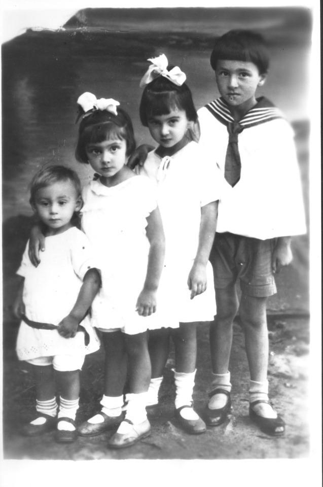 Фото 4. Дети. 1929 г.