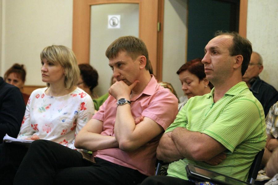 Кирилл Александров в Воронеже