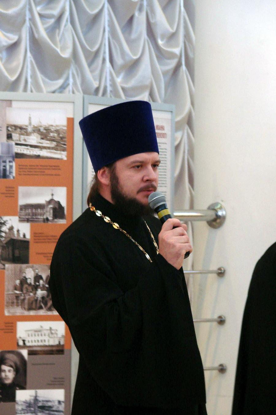Протоиерей Сергий Якимов