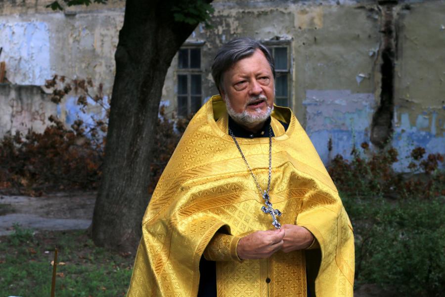 Отец Иоанн Догуд