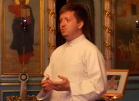 Лития по отцу Павлу Адельгейму в Молдове