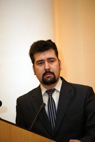 Антон Ракушин, специалист Синодального отдела религиозного образования и катехизации