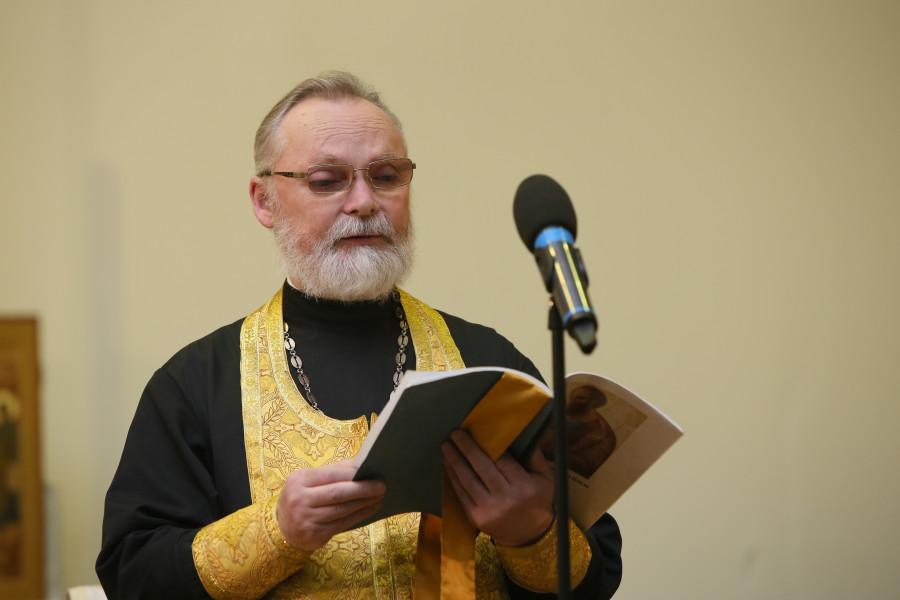 Priest Georgy Kochetkov