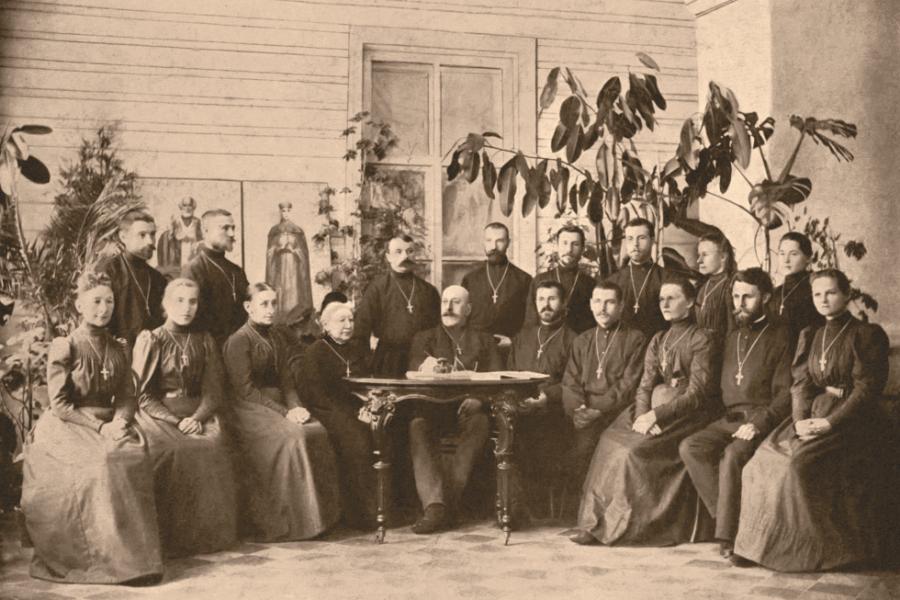 Дума Крестовоздвиженского трудового братства, 1 января  1903 года