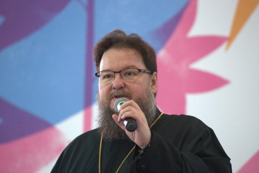 Игумен Серапион (Митько), первый заместитель председателя Синодального миссионерского отдела
