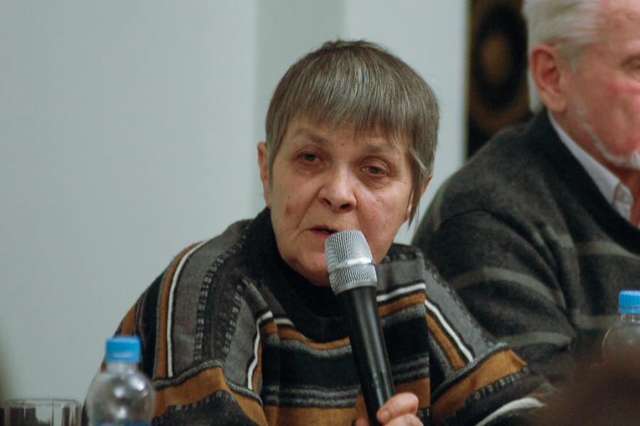 Галина Умывакина