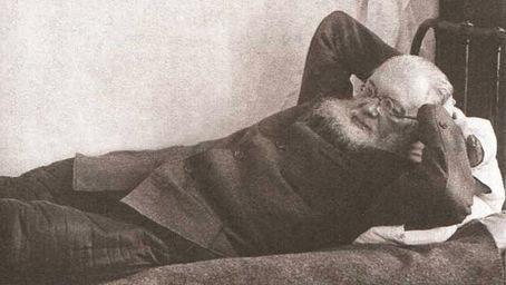Архиепископ Лука (Войно-Ясенецкий) в ссылке. С. Б.Мурта. 1941г