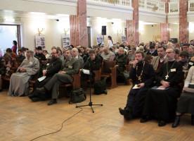 Видеоинтервью об итогах конференции «Старшинство и иерархичность в церкви и обществе»