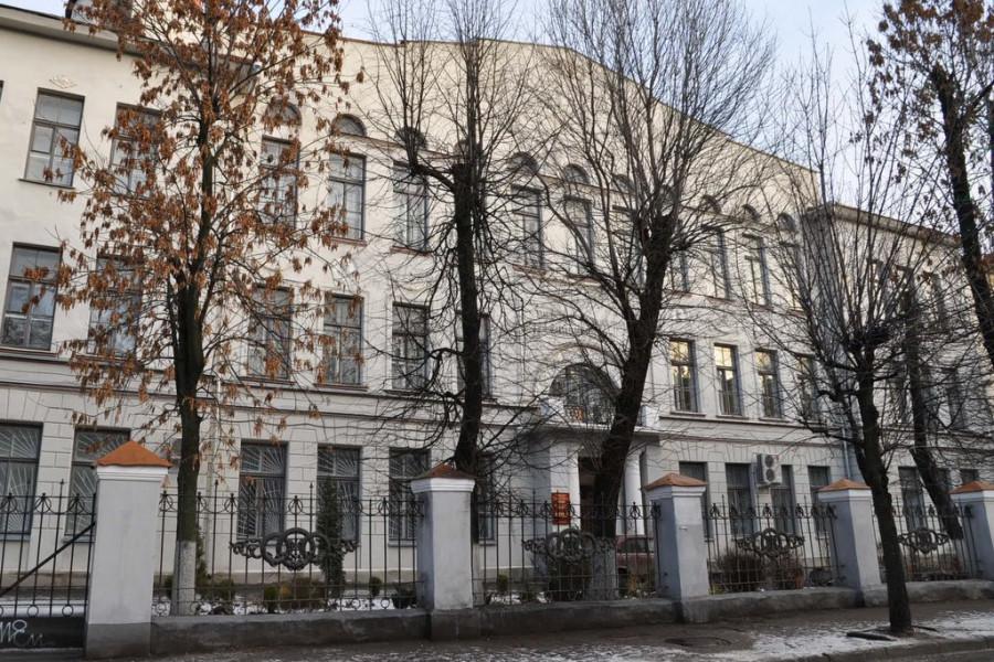 Здание ТвГУ по ул. Желябова, 2011 г.