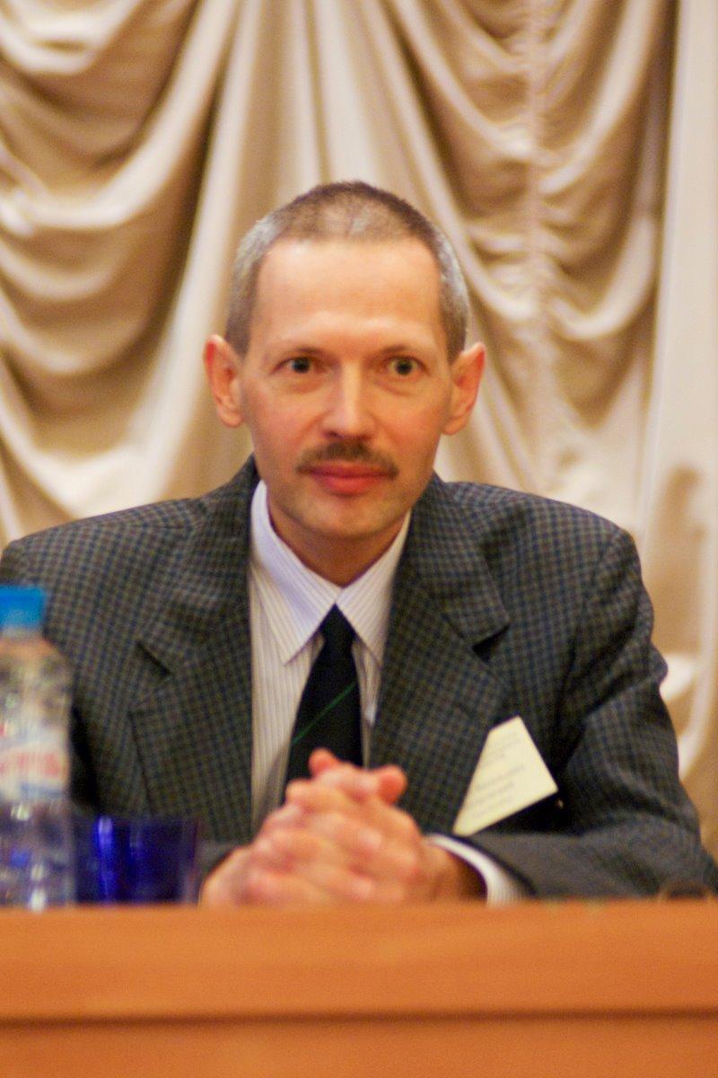 М.В. Шкаровский, д. ист. н., ведущий научный сотрудник Центрального государственного архива Санкт-Петербурга