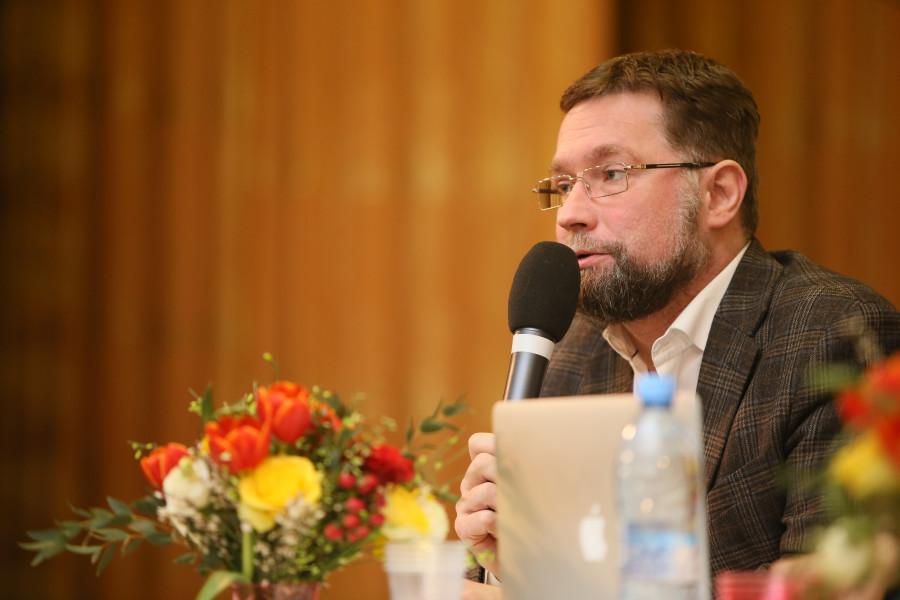 Chairman of the Transfiguration Brotherhood Dmitry Gasak