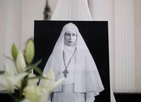 Молитва памяти в годовщину кончины великой княгини Елизаветы Федоровны