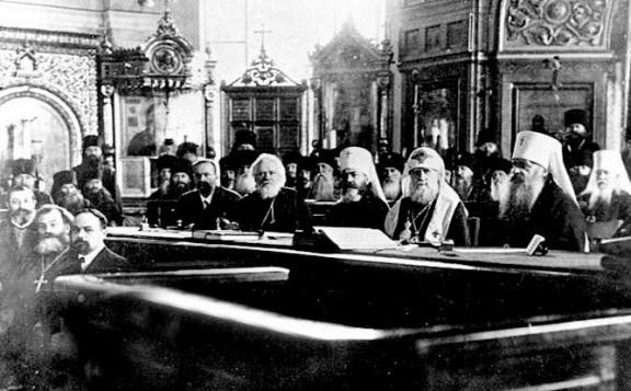 Поместный собор Православной Российской Церкви: хроника, решения, итоги