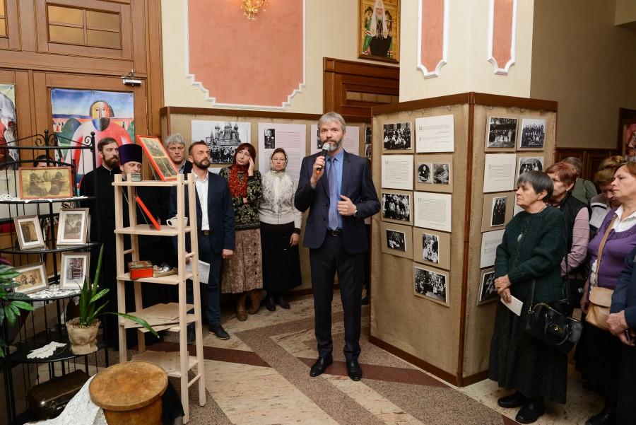 Владимир Якунцев, заместитель председателя Преображенского братства