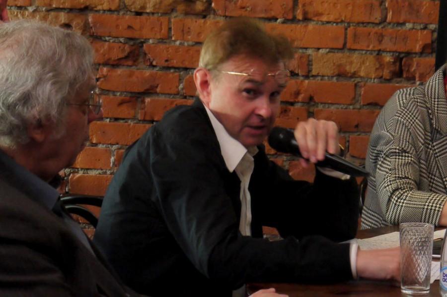Сергей Фирсов, д. ист. наук, профессор Санкт-Петербургского университета