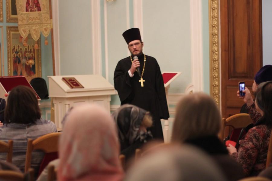 Председатель миссионерского отдела Тверской епархии иерей Антоний Русакевич