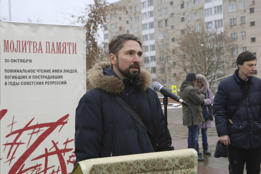 Алексей Наумов, Культурно-просветительский центр «Преображение»