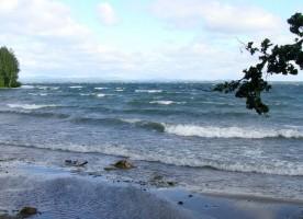 В краю голубых озер