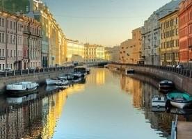 Экскурсия «Петербург в литературных отражениях»