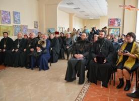 В Комрате презентовали документальный фильм «Александро-Невское братство»