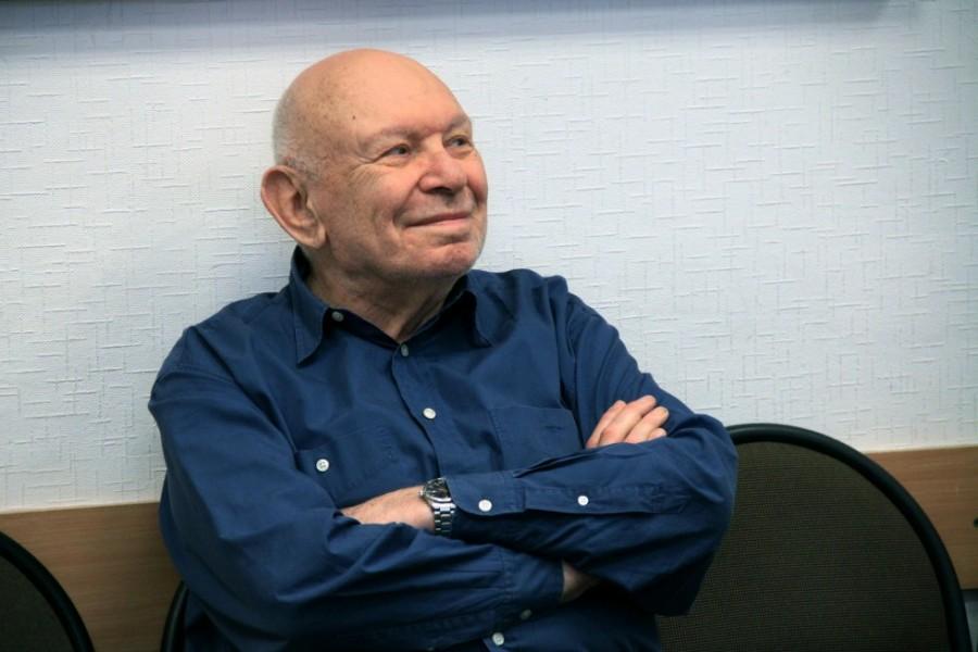 Теодор Шанин в Свято-Филаретовском институте