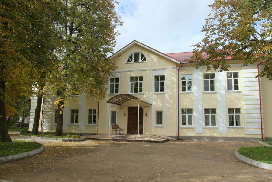 Дом КПЦ «Преображение»