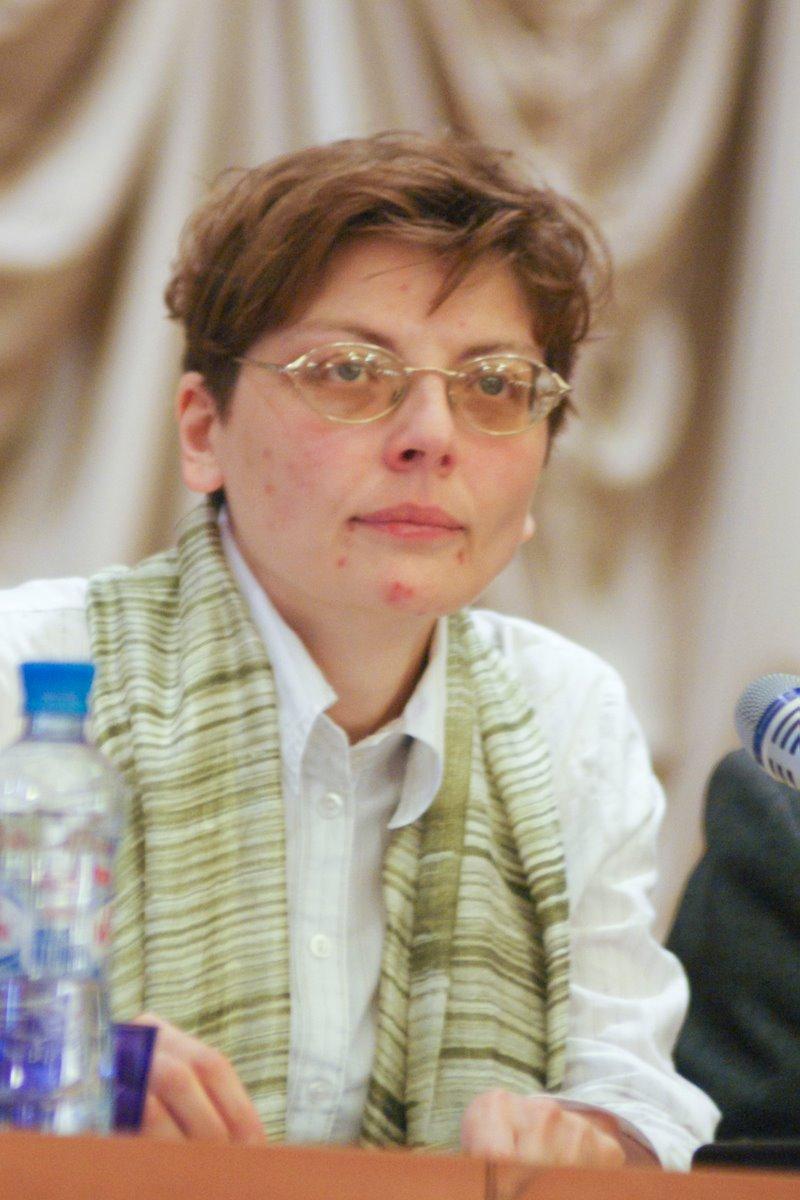 З.М. Дашевская, декан богословского факультета СФИ
