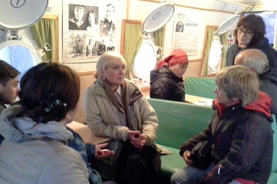 Мариам Яндиева рассказывает о своем деде Созерко Мальсагове