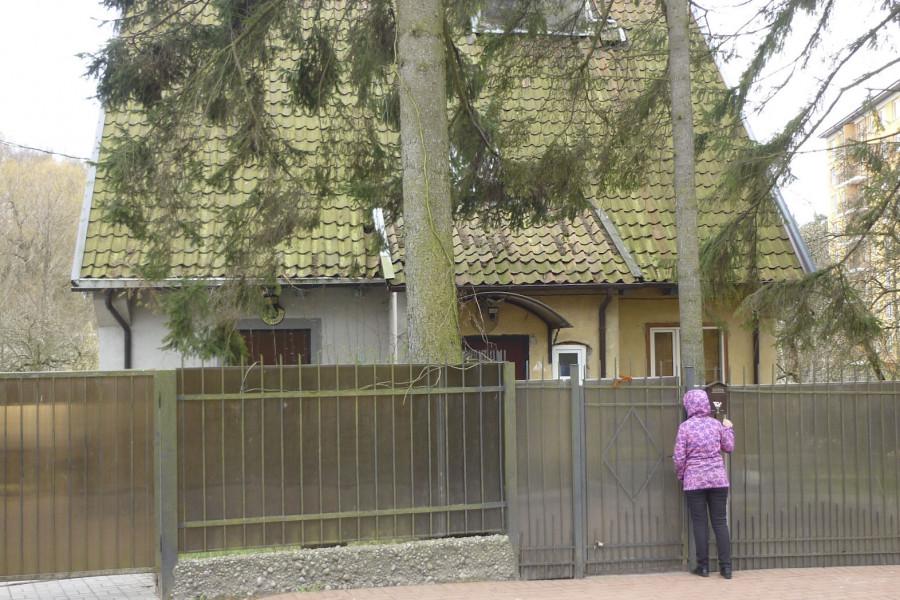 Дом прапрадедушки Сони Бочарниковой: ул. Балтийская, дом 3