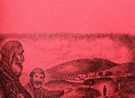 Иллюстрированные «Евангельские притчи» на бежтинском языке